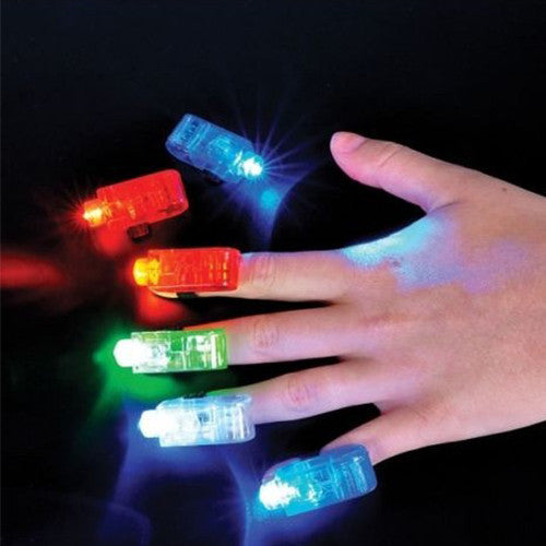 5-Pack LED Finger Lights