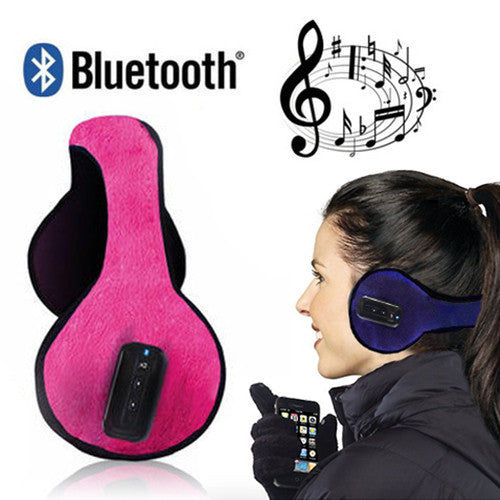 Bluetooth Ear Warmer