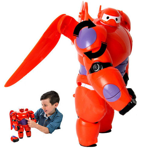 Baymax Assemble Action Figure