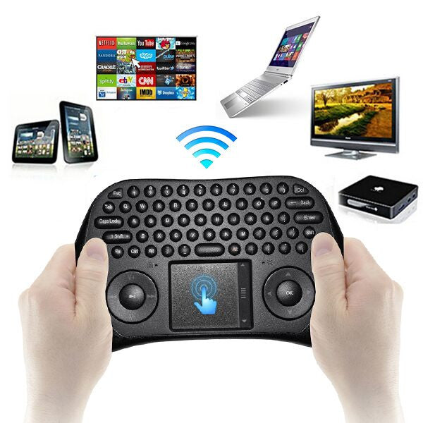 2.4G Wireless Air Keyboard Mouse