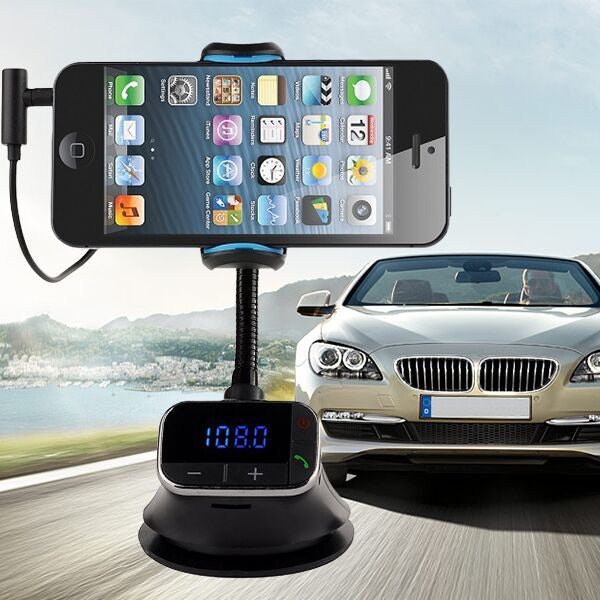 Smartphone Holder & Handsfree Car Kit