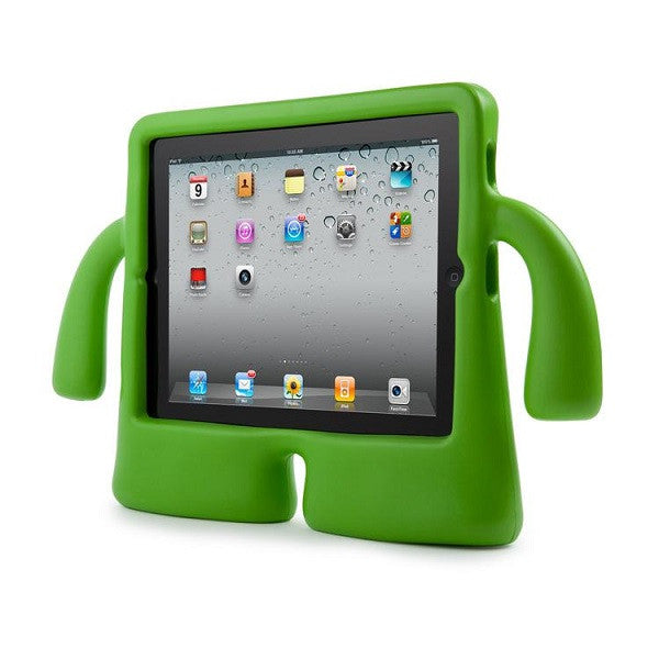 Cartoon Design iPad Case with Stand-6 Colours