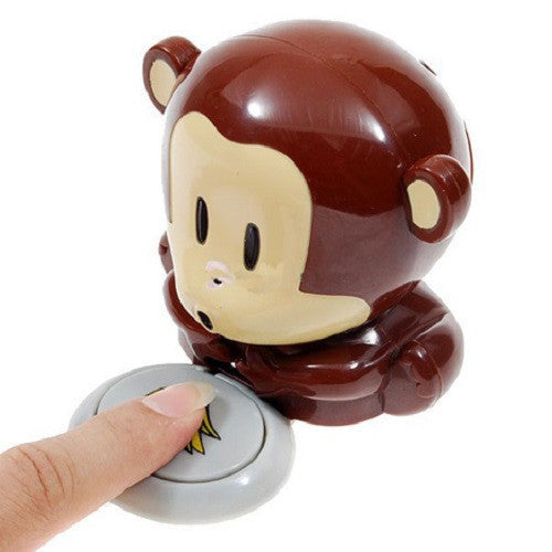 Cute Monkey Nail Dryer