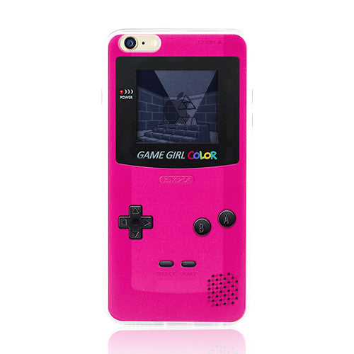 Retro Game Box iPhone Case