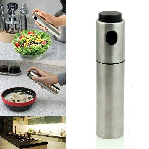Stainless Steel Olive Mister Spray