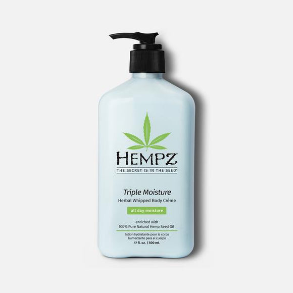 HEMPZ Triple Moisture Body Lotion 17fl oz
