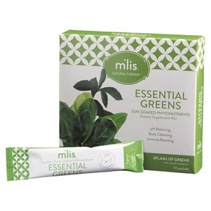 Essential Greens phytonutrient drink mix, 14 packets