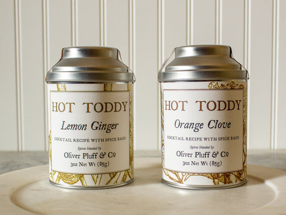 Your Hot Toddy Gift Set- A Soothing Tonic