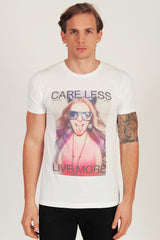 Care less. Live more.
