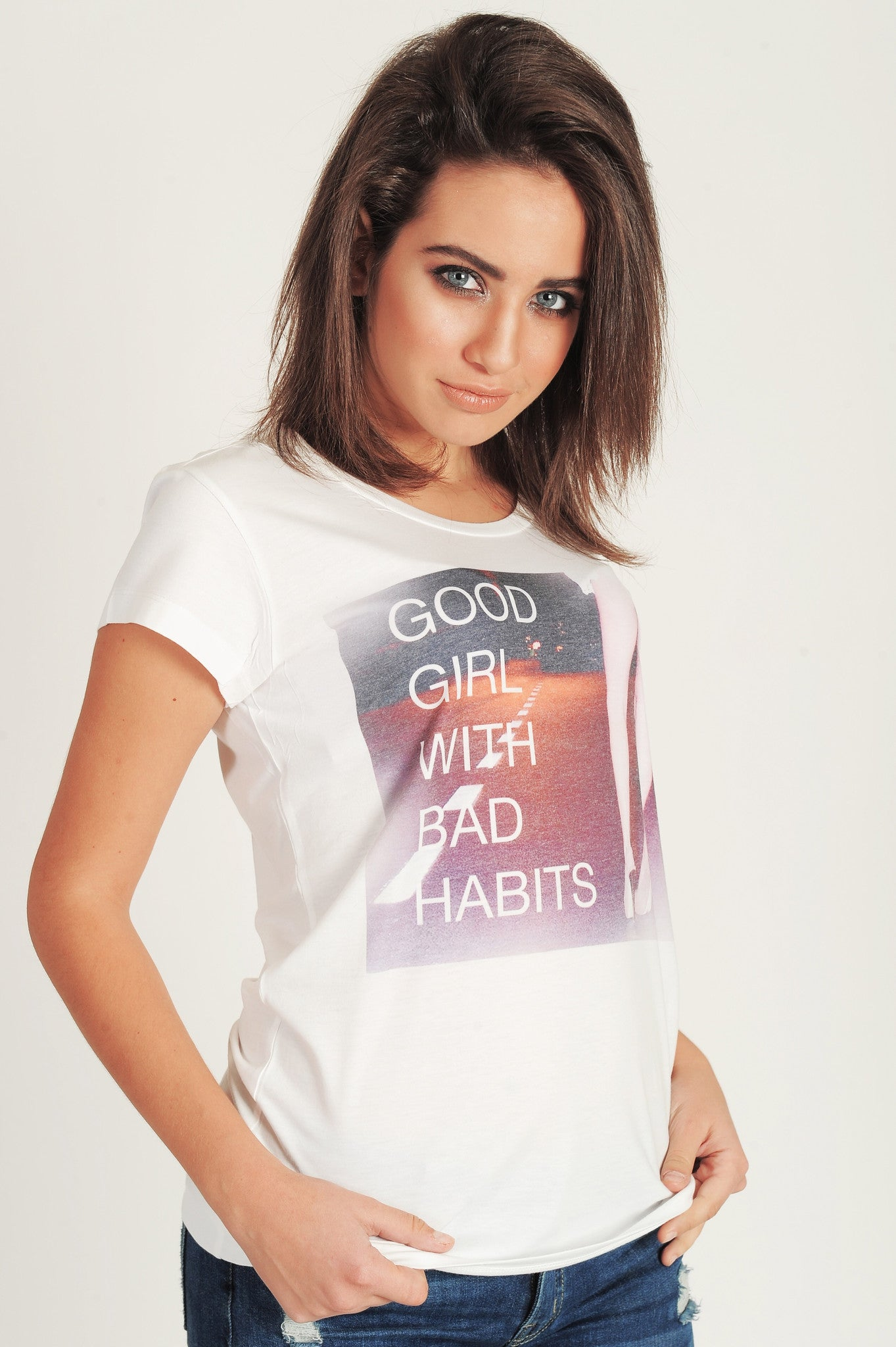 Good girls with bad habits.
