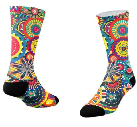 Trippy Socks - Volition Skate Co.
