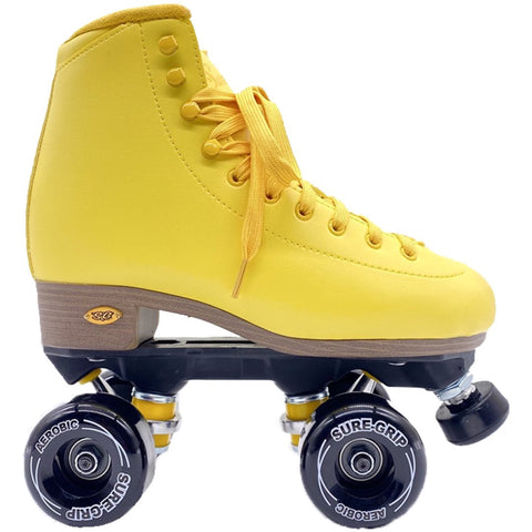 Sure-Grip Golden Hour Indoor Roller Skates