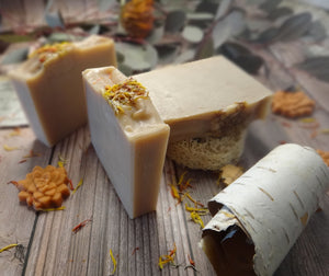 Coconut Bliss Handcrafted Soap