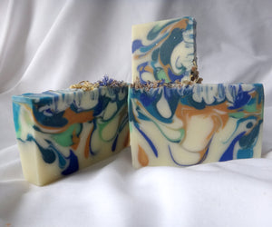 Rosemary Eucalyptus Handcrafted Soap