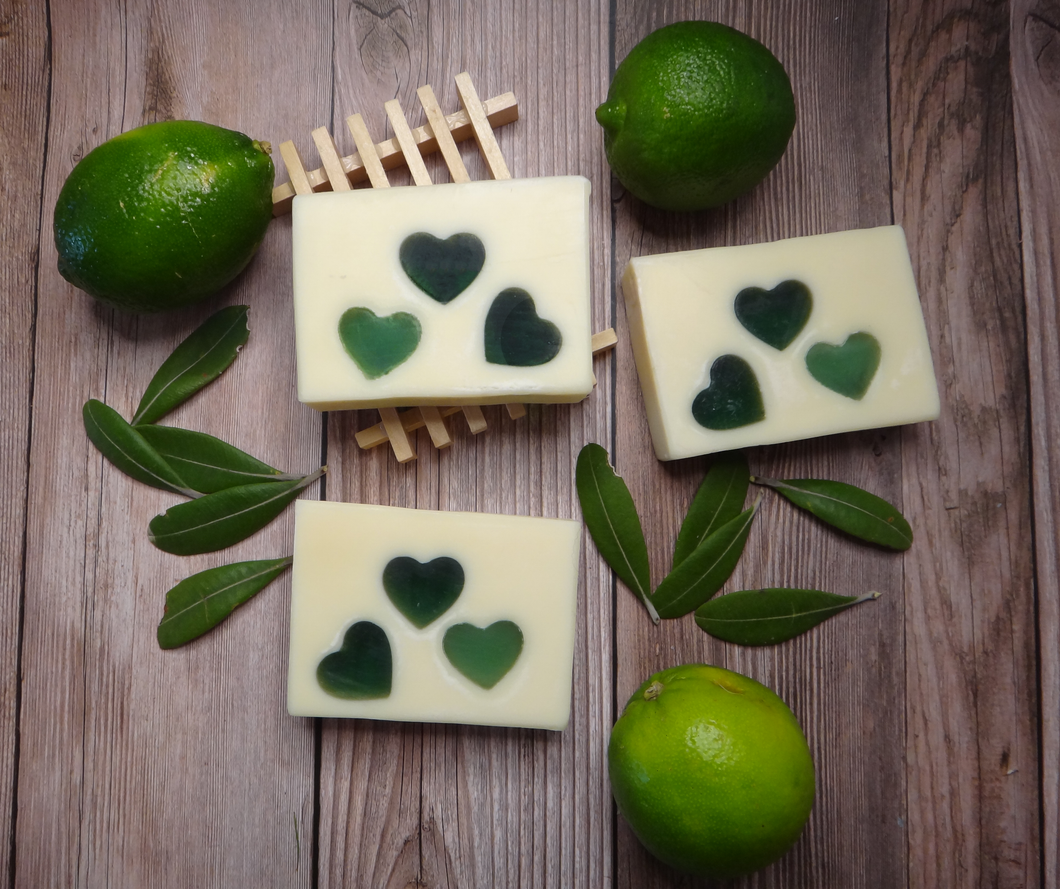 Lovin' Lime Handcrafted Soap