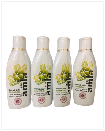 Shampoo Amla 100 ml each (pack of 4)