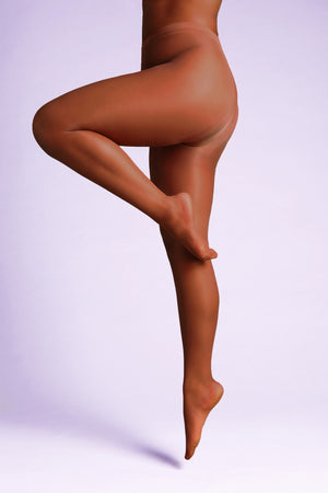 Open image in slideshow, AMBITION 15 Denier Matt Tights - Sheer Chemistry