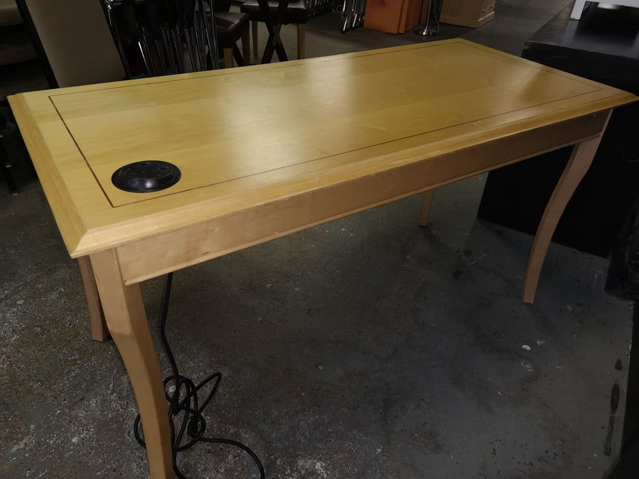 Light Wood Desk SW2