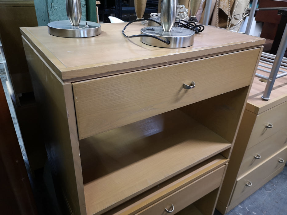 Long Bedside Table BH