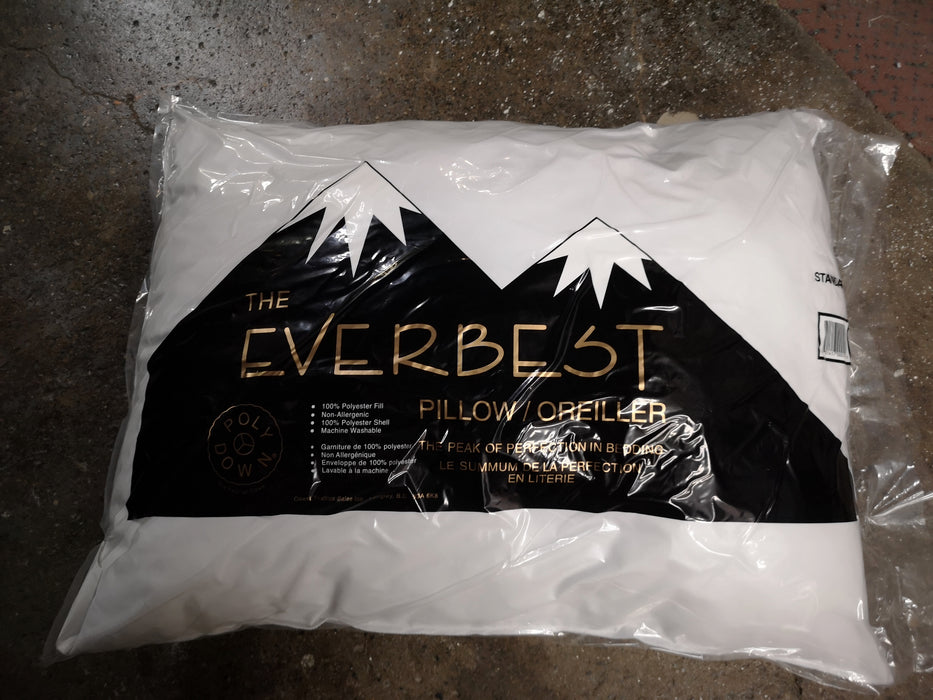 Everbest Pillow Standard/Queen