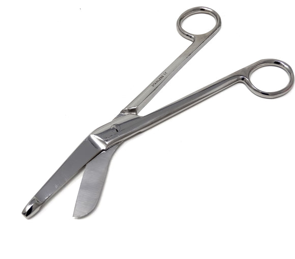 Left Handed Lister Bandge Scissors 7.25