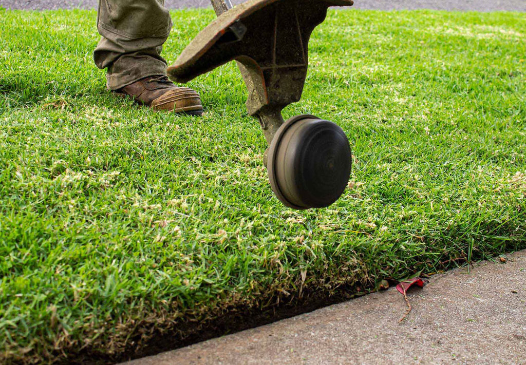 Whip, Mow, Blow & Go: How To Mow Like A Pro