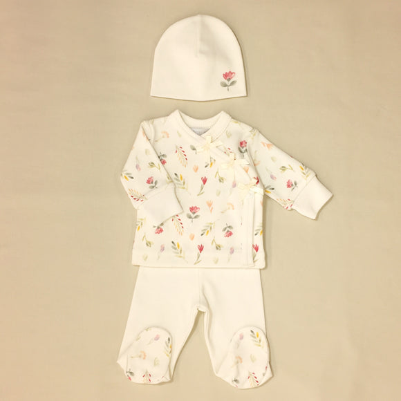 Vintage Garden Take Me Home Layette