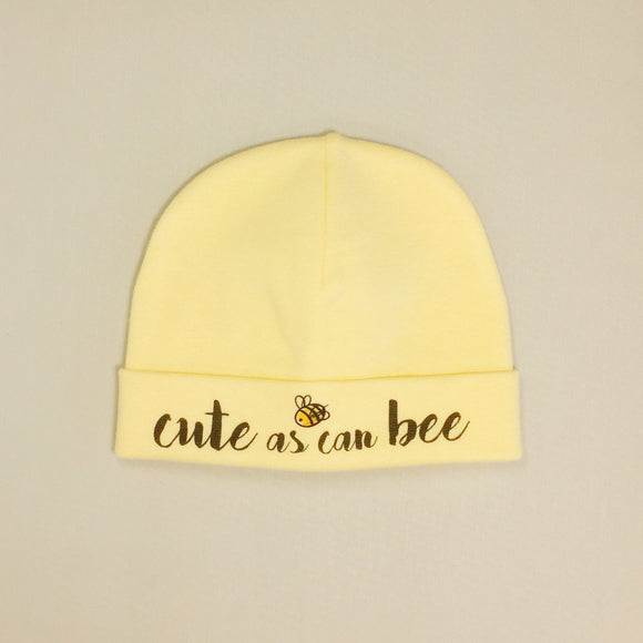 Cute As  A Bee Hat