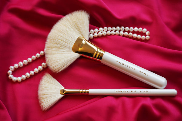 Angelina Hart Makeup Brushes