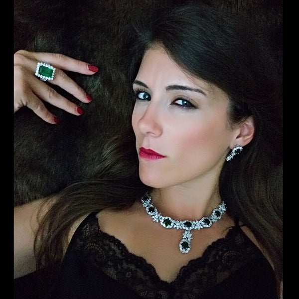 Paula Martin Nevado for Angelina Hart Boutique