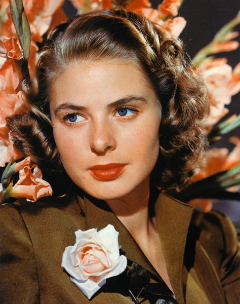 Angelina Hart Ingrid Bergman Rose