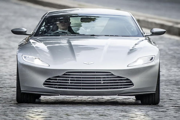 The new one-off aston martin for Spectre