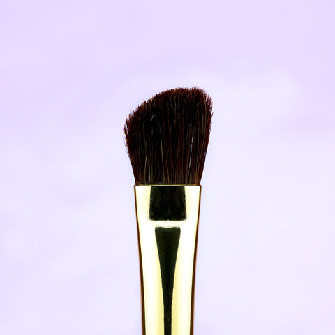 Makeup Brushes by Angelina Hart - Angled Shadow Brush