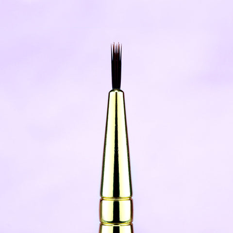 Makeup Brushes by Angelina Hart - Eyeliner Brush