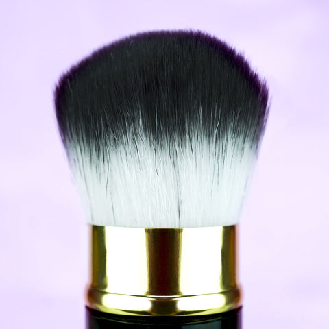 Makeup Brushes by Angelina Hart - Retractable Kabuki Brush