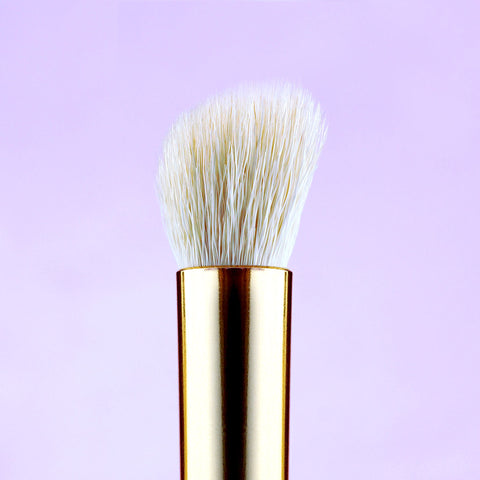 Makeup Brushes by Angelina Hart - Round Angle Shadow Brush