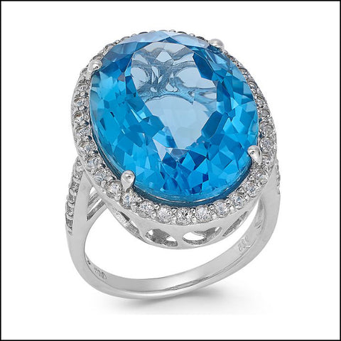 Angelina Hart Maldives Ring