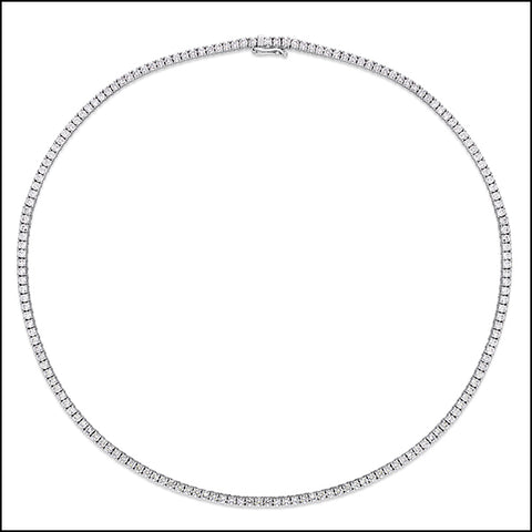 Hartique Diamond Necklace