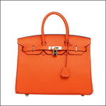 Angelina Hart Eden Tote Orange