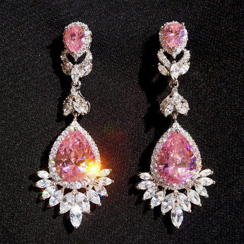 Beverly Hills Earrings by Angelina Hart