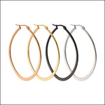 Angelina Hart Flirt Hoop Earrings All