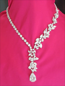 Angelina Hart Grace Kelly Diamond Necklace