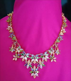 Angelina Hart Printemps Necklace