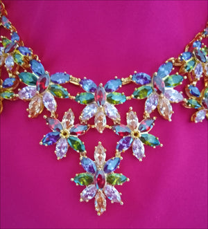 Angelina Hart Printemps Necklace Detail