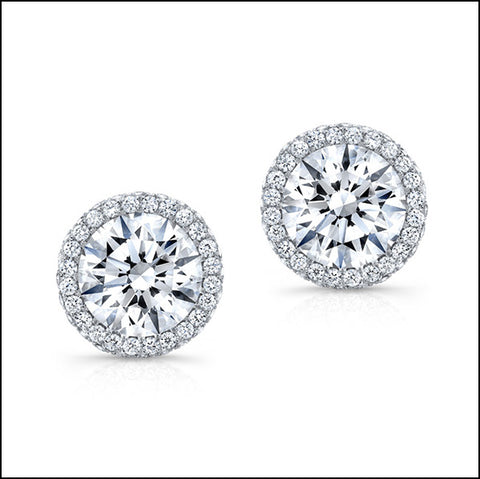 Angelina Hart Sirius Stud Earrings