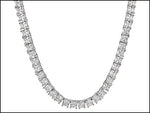 Angelina Hart Diamonds Forever Necklace