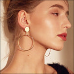Angelina Hart Summer Earrings