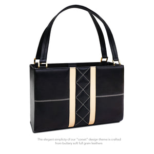 Angelina Hart Grand Career Tote Side