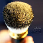 Capture the product perfectly this makeup brush by Angelina Hart