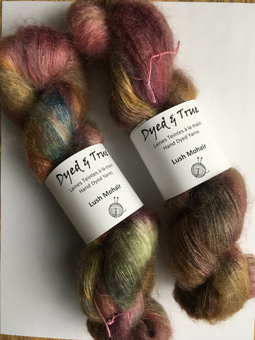 Home for the Holidays<br>(Lush Mohair)